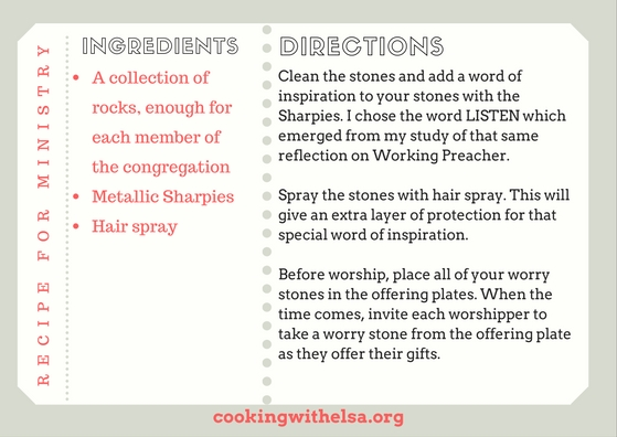 RECIPE FOR MINISTRY-2
